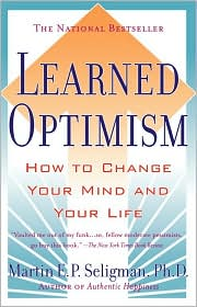 Learned Optimism: How To Change Your Mind [cover]